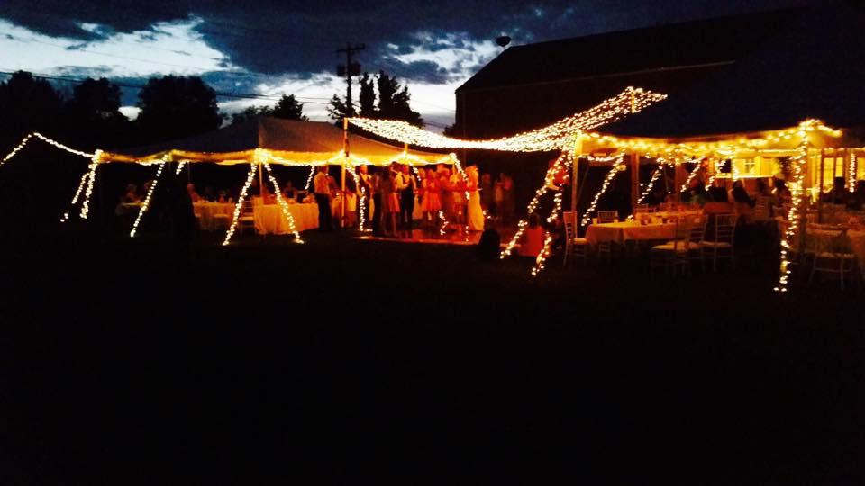 Weddings at the Barn