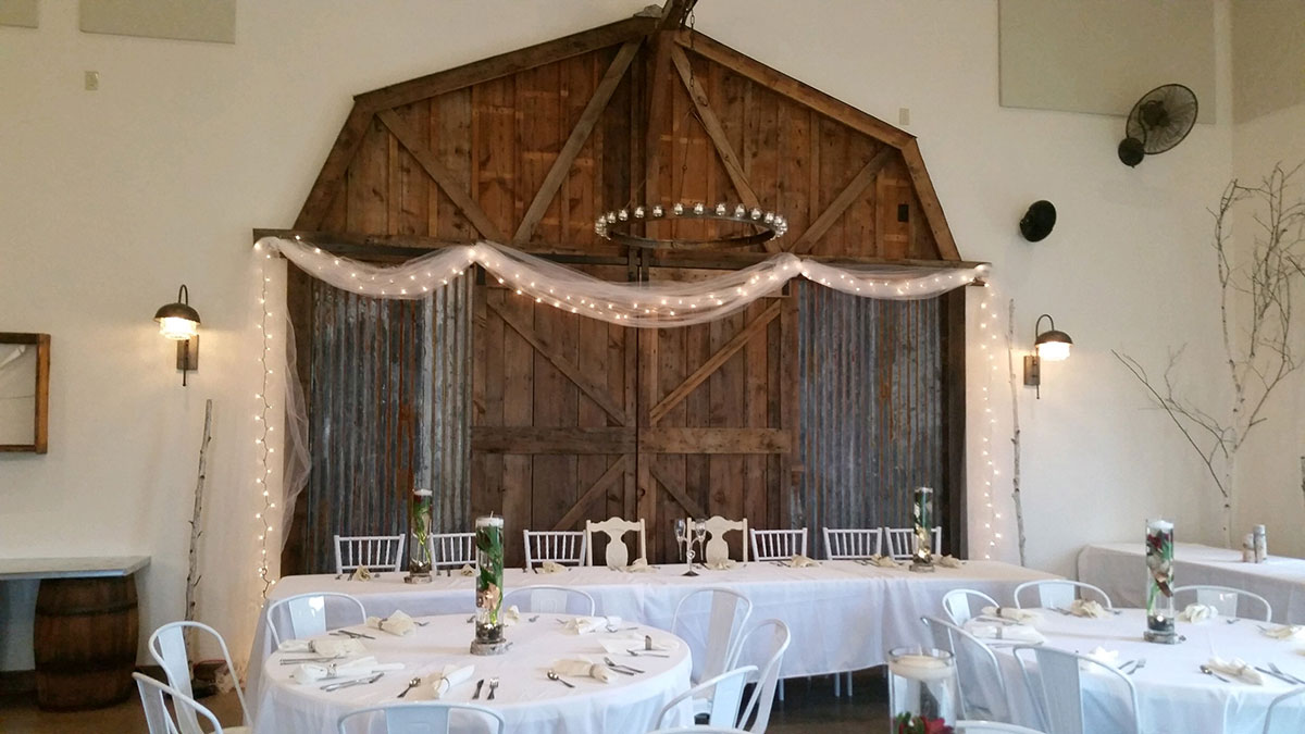 barn in big horn weddings and events